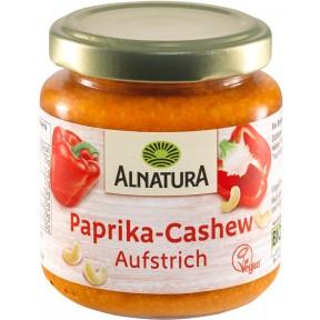 Alnatura Bio Paprika-Cashew Aufstrich 125 g