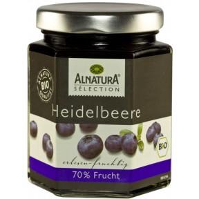 Alnatura Sélection Bio Fruchtaufstrich Heidelbeere
