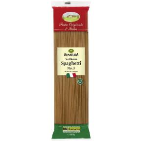 Alnatura Bio Vollkorn Spaghetti No.3 500 g