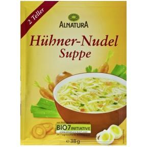 Alnatura Bio Hühner-Nudel-Suppe