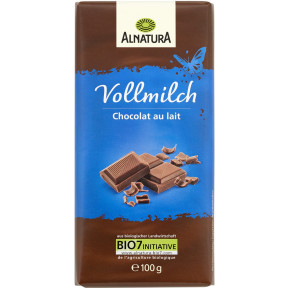 Alnatura Bio Vollmilch Schokolade 100 g