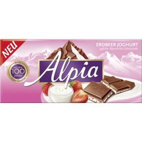 Alpia Erdbeer Joghurt 100 g