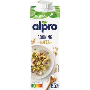 Alpro zum Kochen Hafer 8,3% Fett 250ml