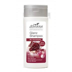 Alviana Glanz-Shampoo Bio-Granatapfel