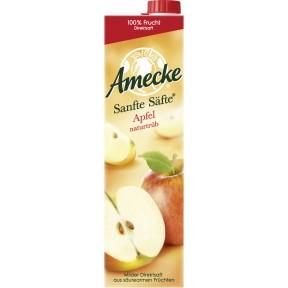 Amecke Sanfte Säfte Apfel naturtrüb 1 ltr