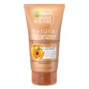 Ambre Solaire Natural Bronzer getöntes Selbstbräunungs-Gel