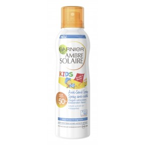 Ambre Solaire Kids Anti-Sand Spray LSF 50