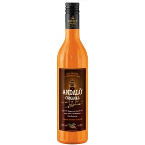 Andalö Aperitif Liqueur mit Sanddorn