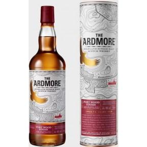 The Ardmore Port Wood Finish Single Malt Scotch Whisky