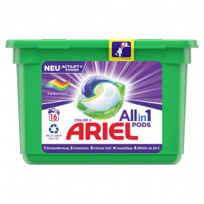 Ariel All-in-1 Pods Color 420,8G 16WL