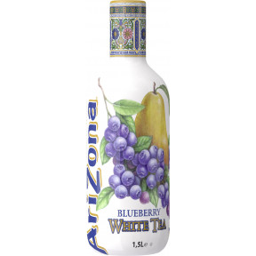 Arizona White Tea Blueberry 1,5 ltr