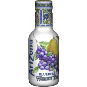 Arizona White Tea Blueberry 0,5 ltr