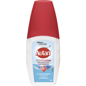 Autan Family Care Mückenschutz Pumpspray 100 ml
