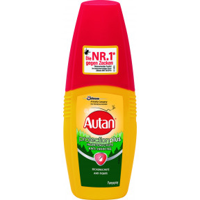 Autan Protection Plus Insektenschutz Pumpspray 100 ml