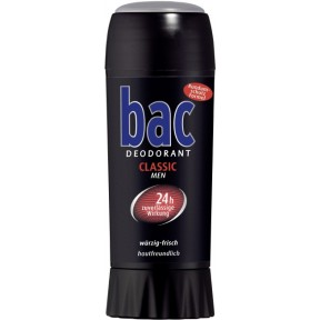 bac Deo-Stick Classic Men 40 ml