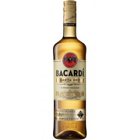 Bacardi Rum Carta Oro