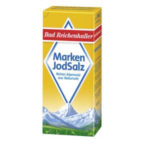 Bad Reichenhaller Jodsalz 500 g
