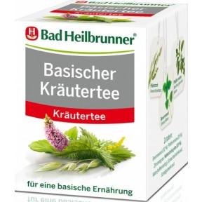 Bad Heilbrunner Basischer Kräutertee 8x 1,8 g