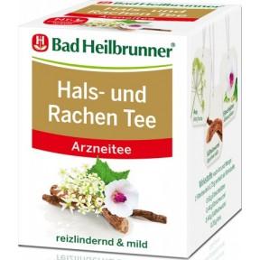 Bad Heilbrunner Hals- und Rachen Tee 8x 1,75 g