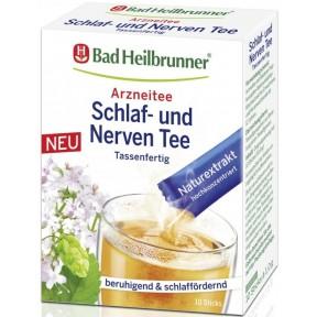 Bad Heilbrunner Schlaf- und Nerventee im Stick 10x 1 g