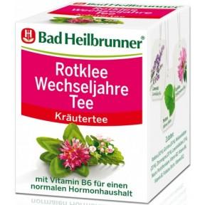 Bad Heilbrunner Rotklee Wechseljahre Tee 8x 1,75 g