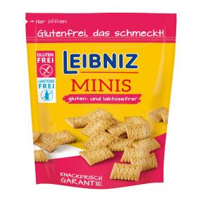 Leibniz Minis gluten- & laktosefrei 100 g