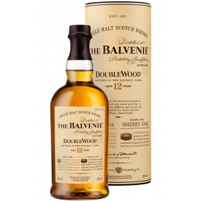 Balvenie 12 Jahre Double Wood Single Malt Whisky
