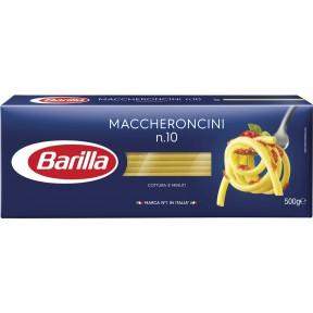 Barilla Nudeln Maccheroncini No. 10 500 g