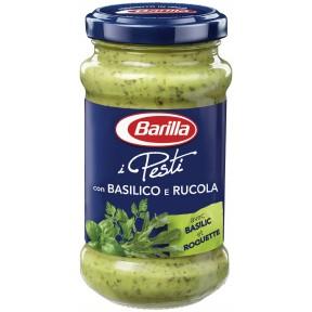 Barilla Pesto Basilico e Rucola