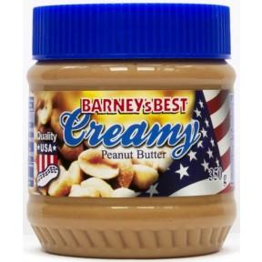Barney´s Best Peanut Butter creamy