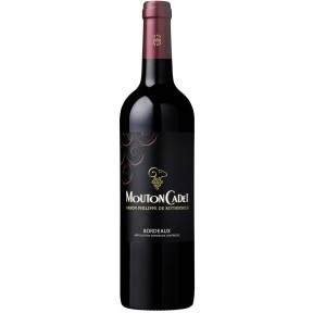 Baron Philippe Rothschild Mouton Cadet Rouge  2015