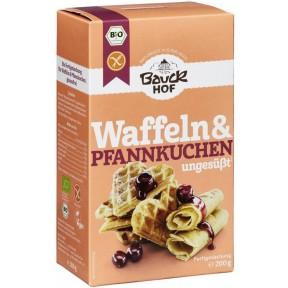 Bauckhof Waffeln & Pfannkuchen glutenfrei 200g