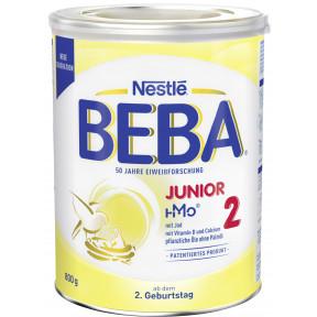 Nestlé Beba Junior 2 ab dem 2. Geburtstag 800G