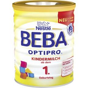 Nestle Beba Optipro Kindermilch ab dem 1. Geburtstag 800 g