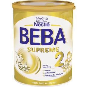 BEBA Supreme 2 nach dem 6.Monat
