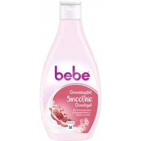 bebe Smoothie Shower Gel Granatapfel 250 ml