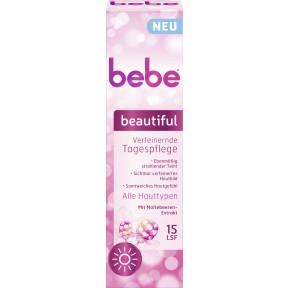 bebe beautiful verfeinernde Tagespflege LSF15 50 ml