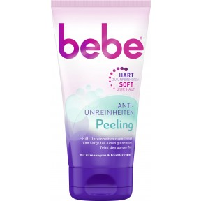 bebe Anti-Unreinheiten-Peeling 150 ml