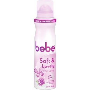 bebe Soft & Lovely Deo-Spray 150 ml