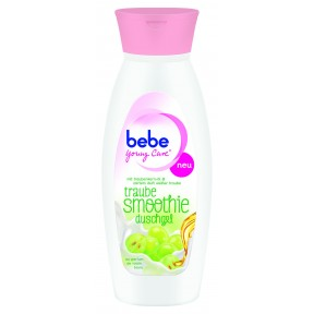bebe Young Care Traube Smoothie Duschgel