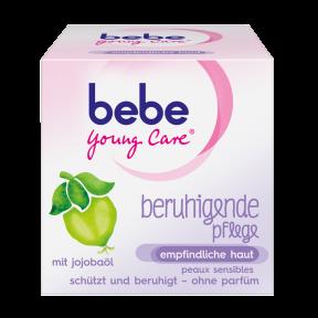 bebe young care Beruhigende Pflege