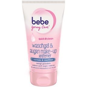 bebe Young Care Waschgel & Augen Make-up Entferner