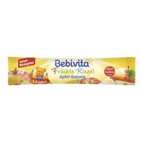 Bebivita Früchte Riegel Apfel-Banane ab 1 Jahr