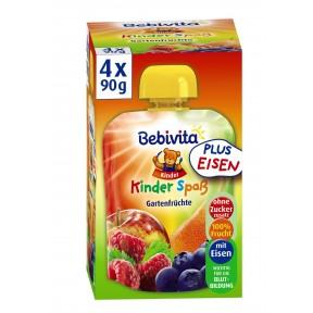 Bebivita Kinder Spaß Gartenfrüchte ab 1 Jahr