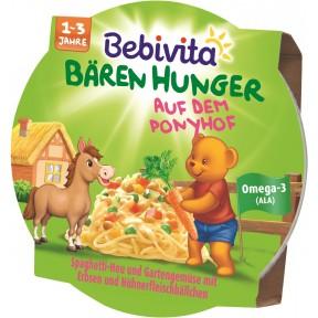 Bebivita Bären Hunger Auf dem Ponyhof