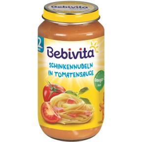 Bebivita Schinkennudeln in Tomatensauce ab dem 12. Monat