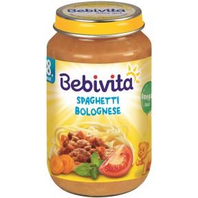 Bebivita Spaghetti Bolognese ab 8. Monat