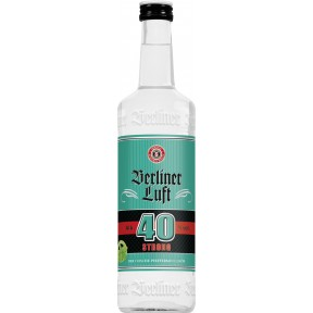 Berliner Luft Der extra starke Pfefferminzlikör 0,7 ltr
