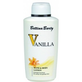 Bettina Barty Hand & Body Lotion Vanilla 0,5 ltr