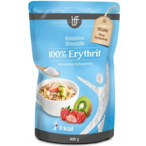 BFF 100% Erythrit - Kristalline Streusüße